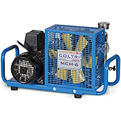 Compresseur d'air respiratoire 100L/min 300bar e Moteur 400V
