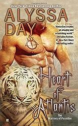Heart of Atlantis (Warriors of Poseidon) by Alyssa Day (2012-12-04)