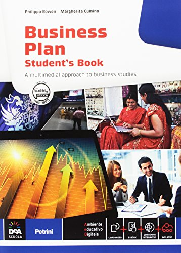 Business plan. Student's book-Companion book. Per le Scuole superiori. Con e-book. Con espansione online