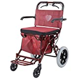 Wagen/Harvest EU Harvest EU/Kann das Auto schieben kann tragbare Vier-Räder Roller Faltschalen Korb Anhänger, um den alten Einkaufswagen zu kaufen