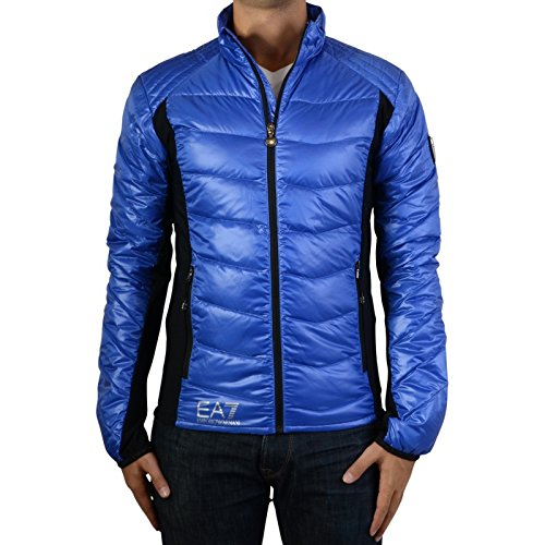 Emporio Armani -  Giacca - Camicia - Uomo blu S