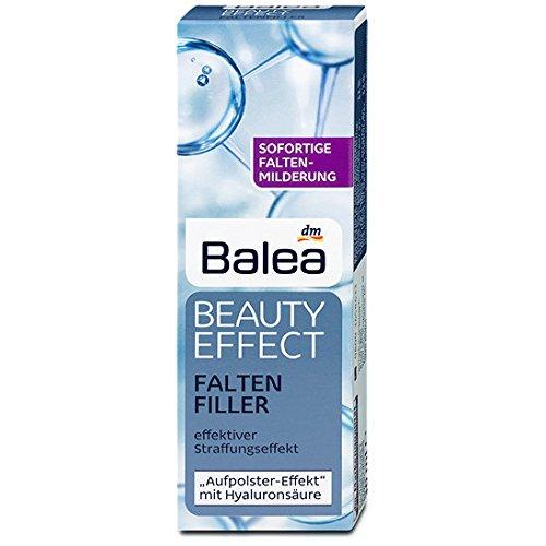 Balea Beauty Effect Faltenfiller mit Hyaluronsäure, 30 ml