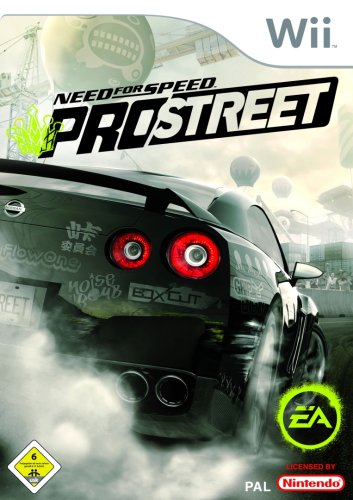 Electronic Arts GmbH Need for Speed - Pro Street
