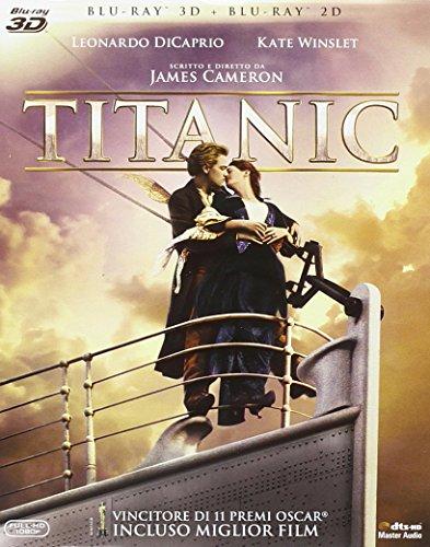 Titanic(2D+3D) [(2D+3D)] [Import italien]