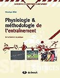 Physiologie et méthodologie de l'entrainement de la théorie à la pratique