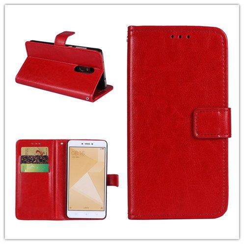 Funda® Flip Brieftasche Hülle für Oukitel C8 (Muster 3)