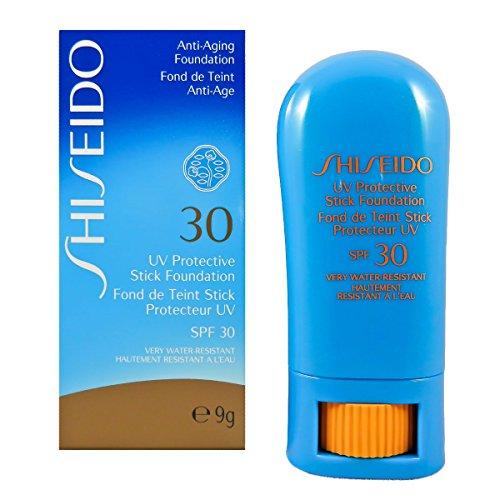 Shiseido UV Protective Stick Foundation Fair Ochre, 1er Pack (1 x 9 g)