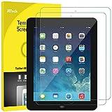 JETech Schutzfolie für iPad 4, iPad 3 und iPad 2, Gehärtetem Glas Panzerglas Displayschutzfolie, 2 Stücke