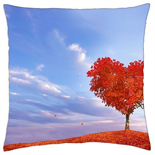 Heart Tree - Throw Pillow Cover Case (16