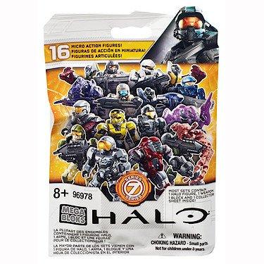 Mega Bloks Halo Figur, 1 Stück (sortiert)
