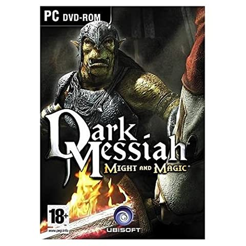 Dark Messiah Pc Dvd - Kol 2007 Dark Messiah of Might and