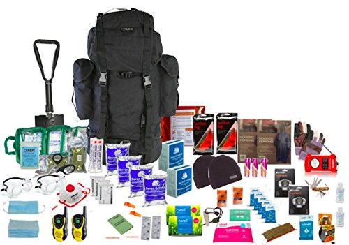 "Zwei Person, Enhanced Notfall ""Bug Out Bag"""