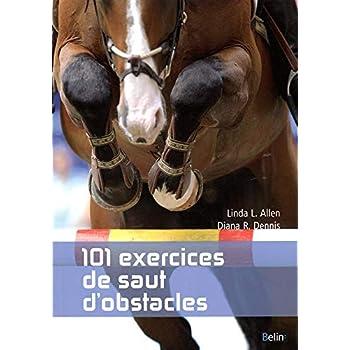 101 exercices de saut d'obstacles - Nouvelle édition