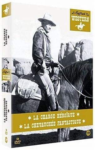 Coffret Western - La charge héroïque / La chevauchée fantastique