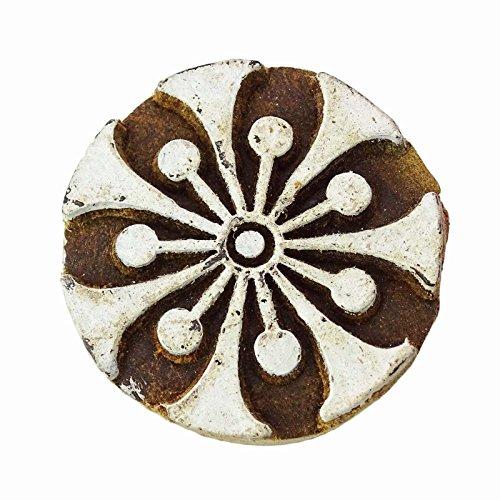 sellos-de-madera-bloque-de-imprenta-arte-floral-de-brown-para-la-arcilla-de-la-india-handcarved-sell