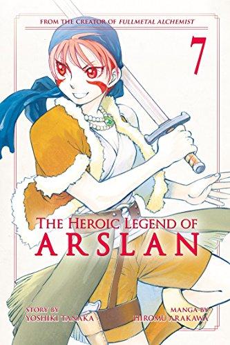 Heroic Legend Of Arslan 7, The por Yoshiki Tanaka