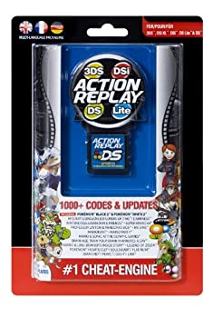 Datel Ds Lite Ez Action Replay Including Pokemon Codes (Nintendo Ds Lite) 0
