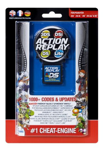 Nintendo DS Lite - DS EZ Action Replay