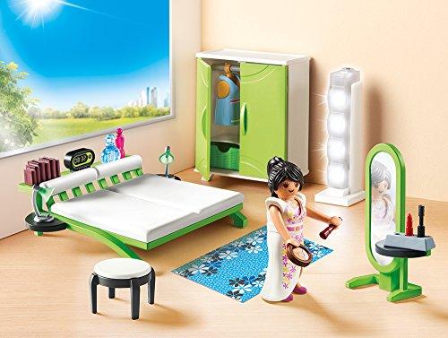 PLAYMOBIL City Life 9271 Schlafzimmer, Ab 4 Jahren