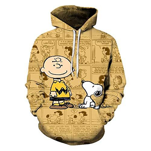 3D Print Niedlichen Hund Cartoon Hoodie Männer Winter Oansatz Pullover Mantel Sudadera Hombre Cute Dog Hoodie ()