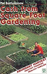 CA$H from Square Foot Gardening by Mel Bartholomew (2000-06-01)