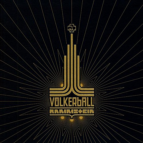 Völkerball (Limited Edition: Bildband + 2 DVD + 2 CD) (Rammstein Limited Edition)