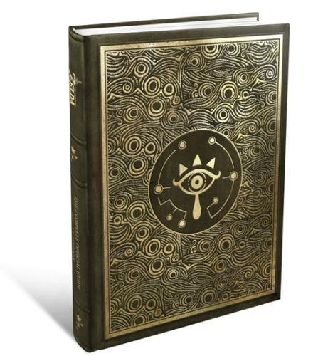 The Legend of Zelda: Breath of the Wild The Complete Official Guide Deluxe Edition