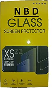 NBD Tempered Glass Screen Protector for INTEX AQUA SPEED