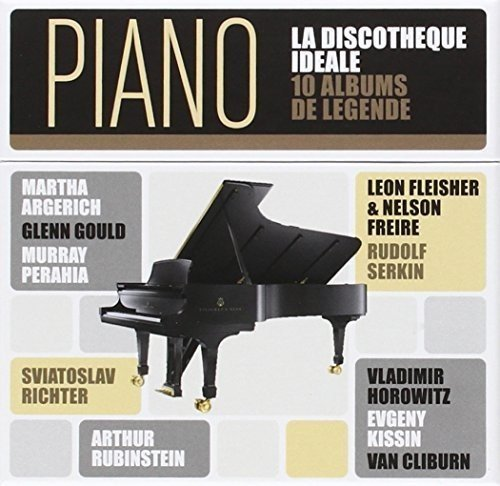The Perfect Piano Collection 10 CD - la Discotheque Ideale Piano en 10 CD