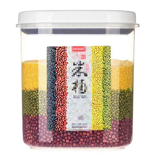 Dispensadores cereales Cereales contenedor alimentos