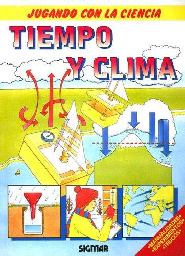 Tiempo y clima/Weather and Climate par Steve Parker