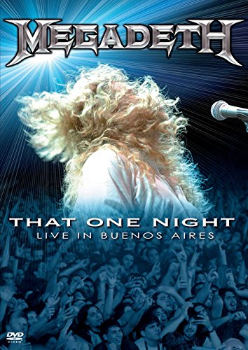: Megadeth - That One Night: Live in Buenos Aires (DVD)