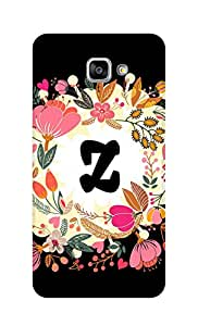 SWAG my CASE Printed Back Cover for SAMSUNG GALAXY A9 PRO (2016)