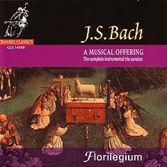 Trio Sonata in C Major BWV 1037: Largo