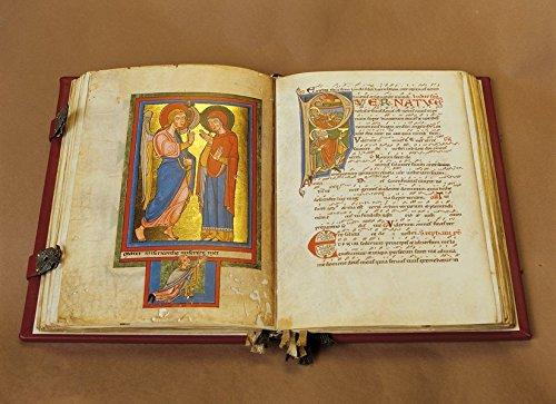 Vollständige New York (Das Hainricus-Sakramentar Luxus-Ausgabe: Vollständige Faksimile-Ausgabe des Codex Ms. M 711 aus dem Besitz der Pierpont Morgan Library, New York)