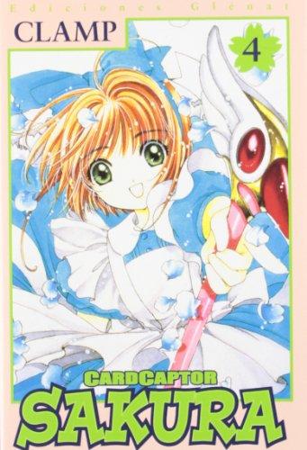 Cardcaptor Sakura 4 (Shojo Manga) por Clamp