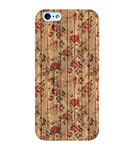 Fuson Designer Back Case Cover for Apple iPhone 6s Plus :: Apple iPhone 6s+ (Wooden Woody strong light Shady)