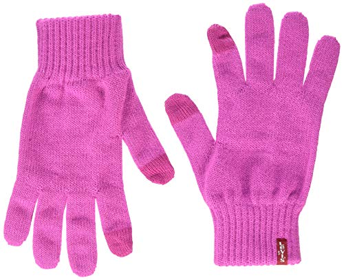 guanti rosa Levi s Ben Touch Screen Gloves Guanti