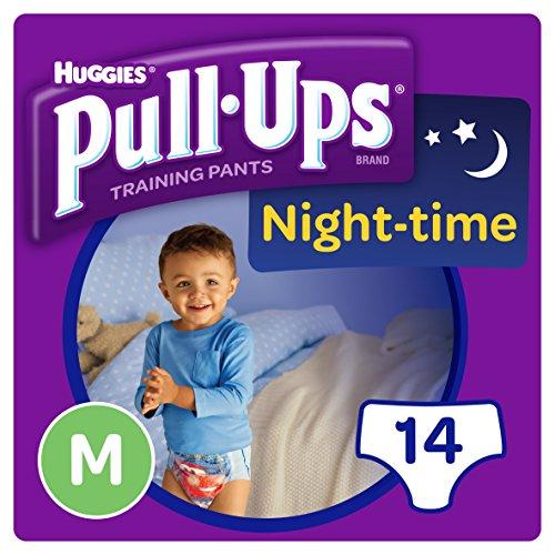 Huggies Pull-Ups Night Time Medium Potty Training Pants for Boys
