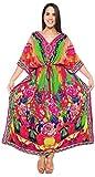 LA LEELA Badeanzug Kleid Langen Kaftan Bademode Frauen Kimono verschleiern Badeanzug Mehr
