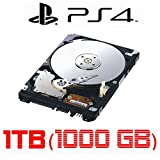 i.norys 1TB (1000GB) Festplatte für SONY PS4 PlayStation 4 - Speicherupgrade