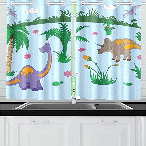 JOCHUAN Jurassic Dinosaurs World Kids Room Cocina