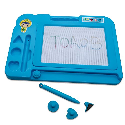 toaob-kids-drawing-board-magnetic-color-erasable-doodle-writing-board-1set