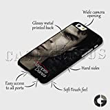 Damon Salvatore Vampire Diaries Ian Somerhalder Hard Clip Phone Case Cover for iPhone 6/6s Black