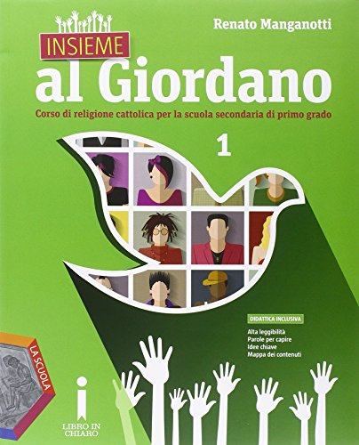 Insieme al Giordano. Palestra competenza. Con Bibbia in classe. Per la Scuola media. Con e-book. Con espansione online: 1