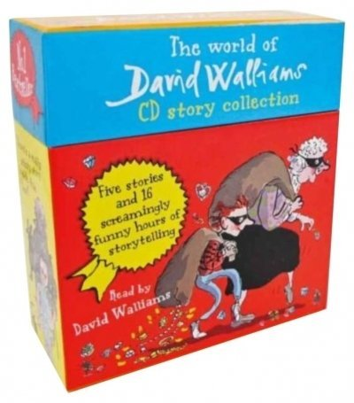 Walliams-Complete-Audio-The-Boy-in-the-DressMr-StinkBillionaire-BoyGangsta-GrannyRatburger