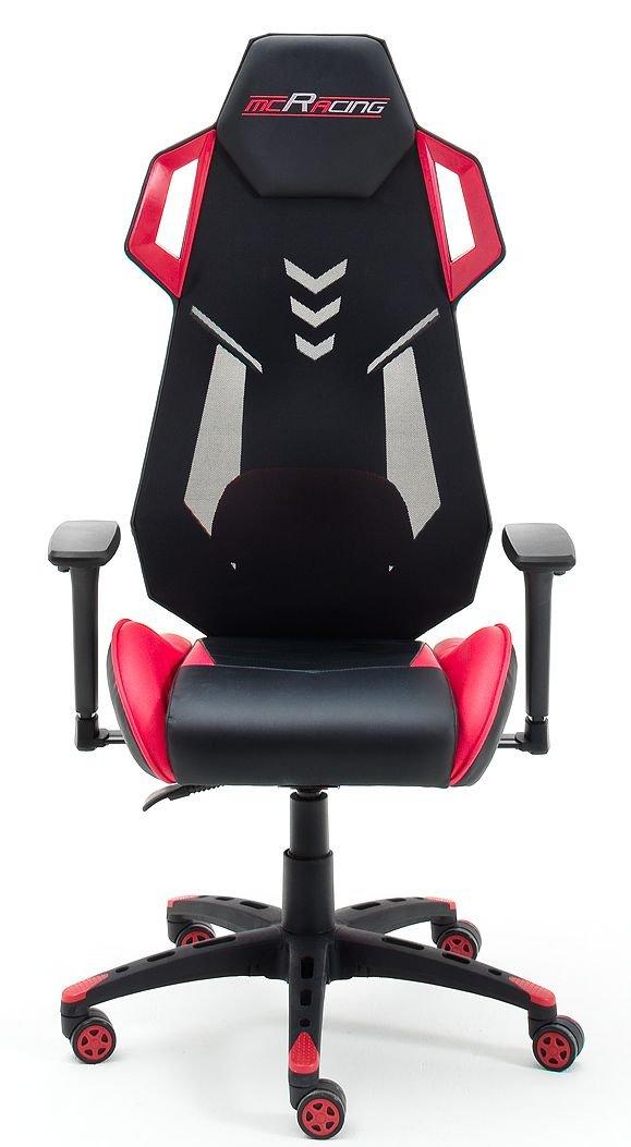 Robas Lund MC Racing Gaming de/de Escritorio/Silla de Oficina, 69x 129x 64cm