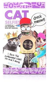 Accessoires pour Photo Chat (x14) - Cadeau Maestro