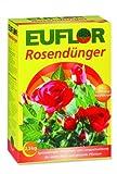 Euflor Rosendünger 2,5 kg Spezialdünger für Rosen -