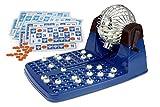 Chicos Bingo 48 cartones Lujo, Color Azul (Fabrica de Juguetes 20805)